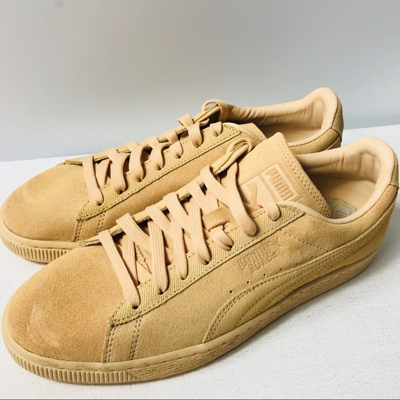 860edff7fff6 PUMA Men Suede Classic Tonal Sneaker size 13